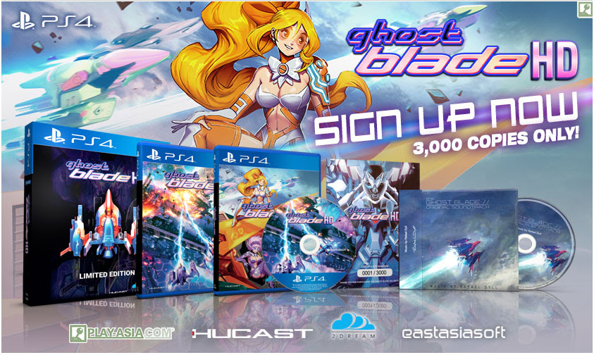 STG News / SHMUP News: Play-Asia presents another limited