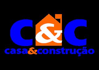 C&C Casa&Construcao Logo Vector