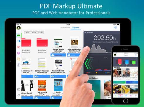 remote control pdf ipad free