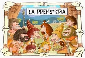 ACTIVIDADES DE LA PREHISTORIA