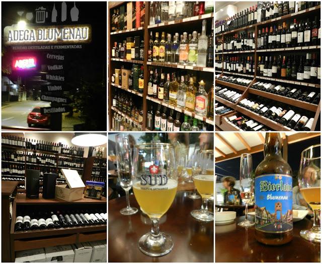 Blumenau - Capital Nacional da Cerveja - Adega Blumenau