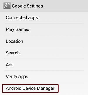 Cara Melacak Android Hilang atau Dicuri
