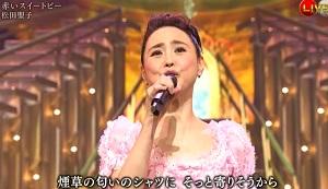 JMusic-Hits.com Kouhaku 2015 - Matsuda Seiko