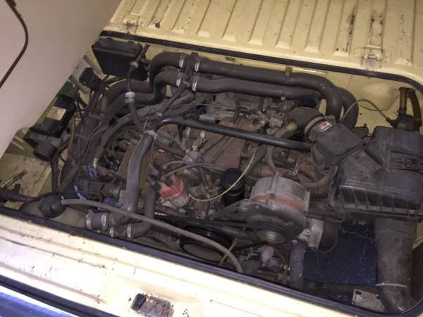 Used Rvs 1984 Volkswagen Vanagon Westfalia Mini Rv Camper