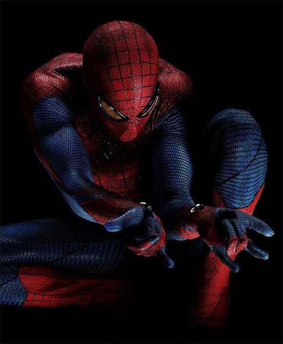 The Amazing Spider Man IPad 2