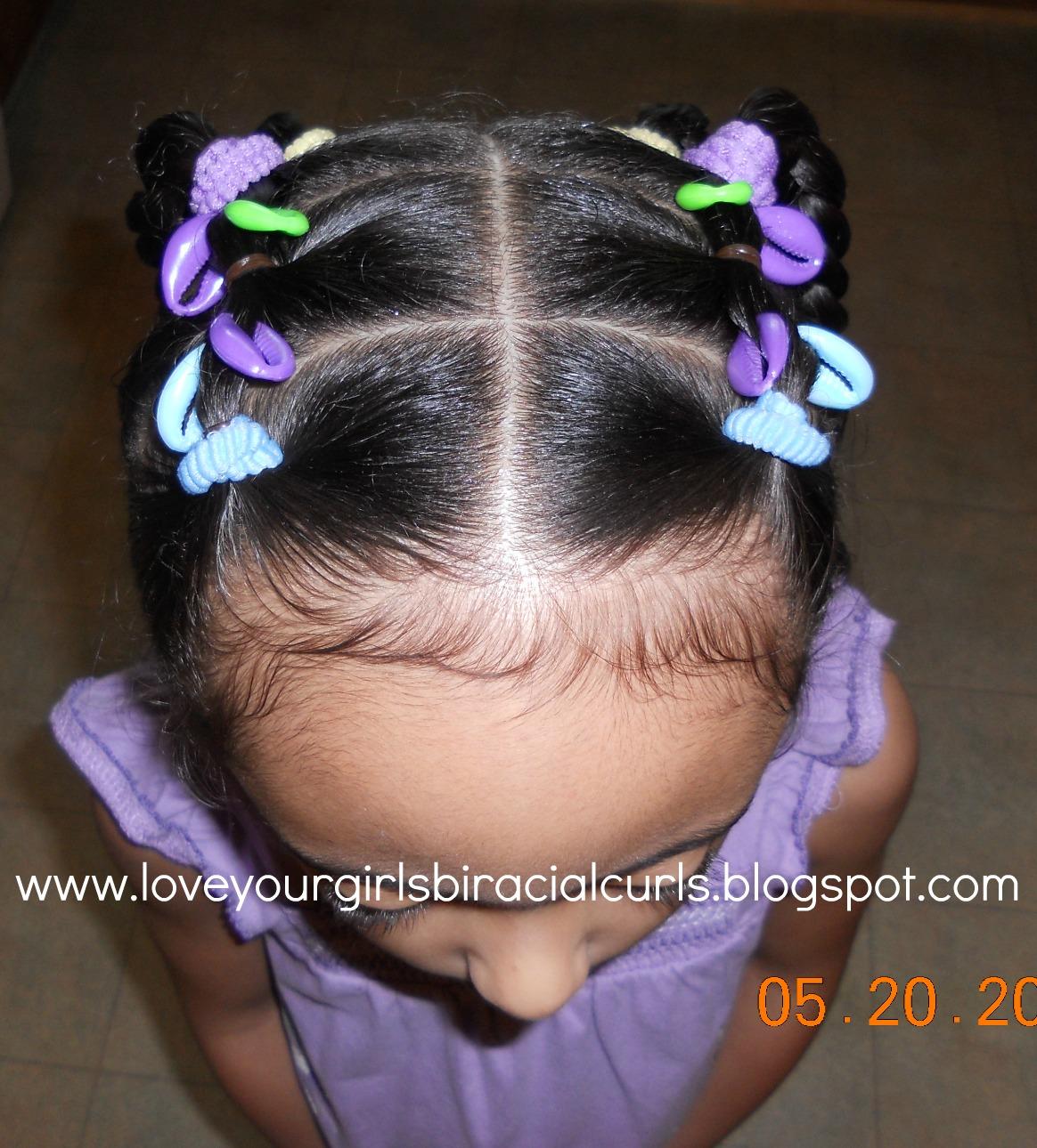 Strange Love Your Girls Biracial Curls Diva R39S Little Mermaid Inspired Short Hairstyles For Black Women Fulllsitofus
