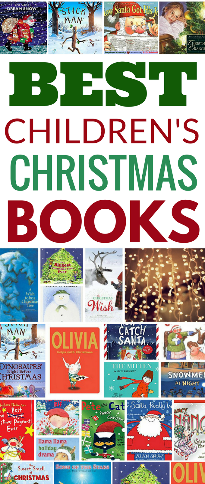 50 Best Children S Christmas Books Thirty Eighth Street