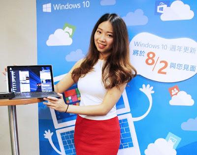 微軟Windows 10今晚發表周年更新,五招強化資安防禦