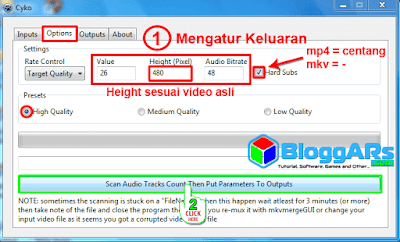 Mengecilkan Ukuran File Video