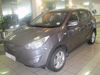 Car for sale in Cape Town Hyundai IX35