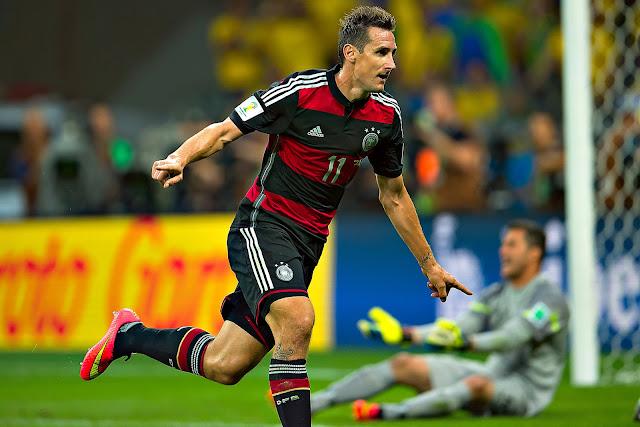 Klose, el goleador de los Mundiales