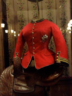 Queen Victorias royal riding attire