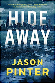 Book Review and GIVEAWAY: Hide Away, by Jason Pinter {ends 6/8}