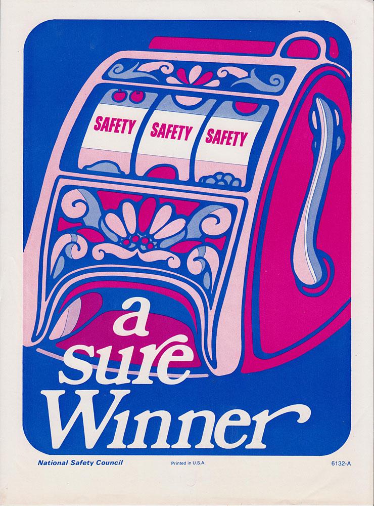 Vintage Goodness 10 Vintage Safety Posters Are Back On Etsy