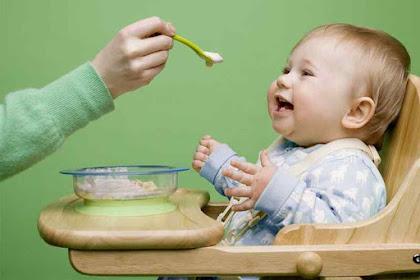 7 Jenis makanan yang di hindari untuk di konsumsi bayi