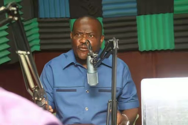 Governor Wike Cries Out: There Is A Grand Conspiracy To Destroy Rivers State