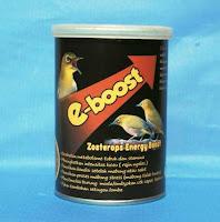 Pakan Burung Pleci Lomba E - Boost