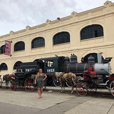 La Habana. Mercado de San José