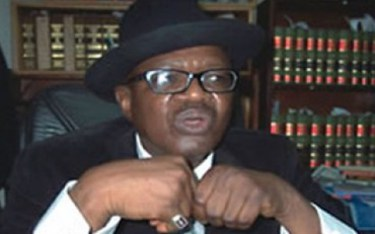 Constitutional Lawyer & Human Rights Activist, Fred Agbaje Is Dead!