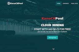 Cara Mining Bitcoin Gratis 100 GH/s dari Situs KanoCKPool.com (SCAM!)
