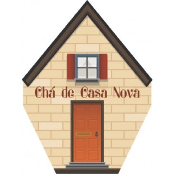 Convite de Chá de Casa Nova