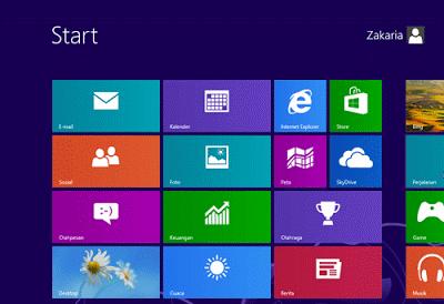 Tutorial lengkap cara install windows 8 lengkap dengan gambar