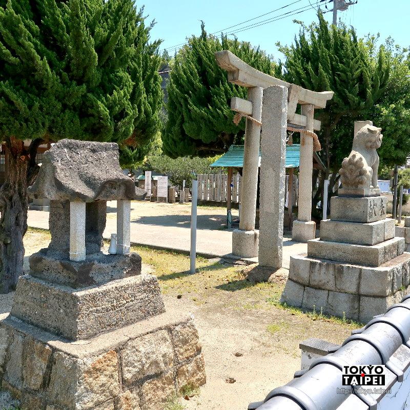 【住吉神社】1700年前天皇坐在這裡 望向大海祈求和平