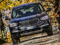 Nuova BMW X3 2018