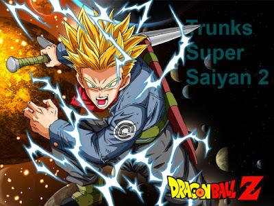Trunks Super Saiyan 2