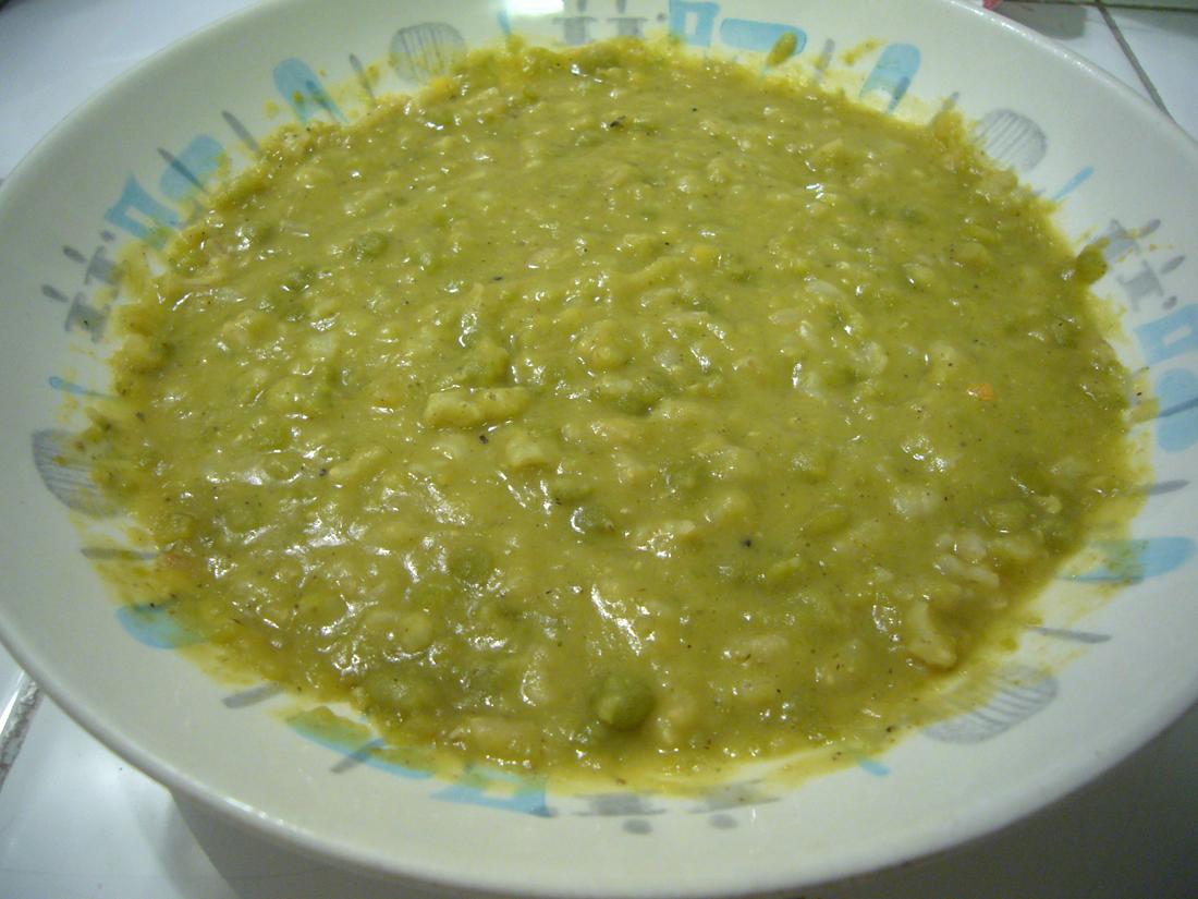 (vegan) (kitchen) (nuggets): Split Pea and Red Lentil ...