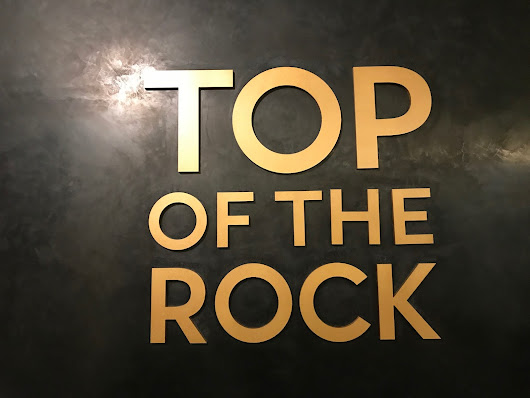 Top of the Rock!