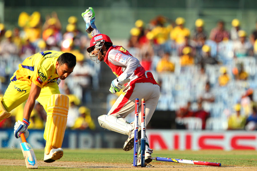 Download Popular Wallpapers 5 Stars: CSK V Kings XI Match