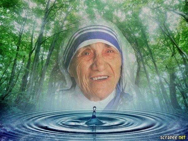 Uma Gota No Oceano Madre Teresa: Sementes De Esperança: SANTA TERESA DE CALCUTÁ