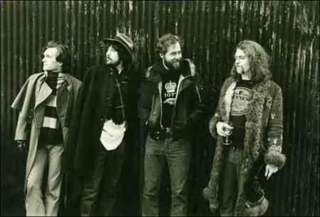 Los integrantes del mítico The Studio