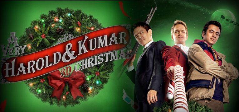 Harold And Kumar Christmas.Wilmington On Movies A Very Harold And Kumar 3d Christmas
