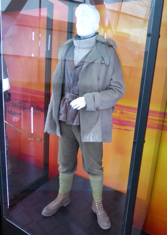 Chris Pine Steve Trevor Wonder Woman movie costume