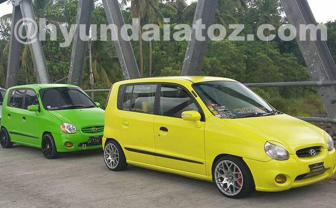 Modifikasi Hyundai Atoz Ceper