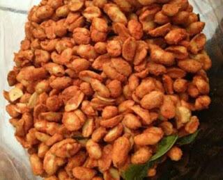 cara membuat kacang thailand pedas manis