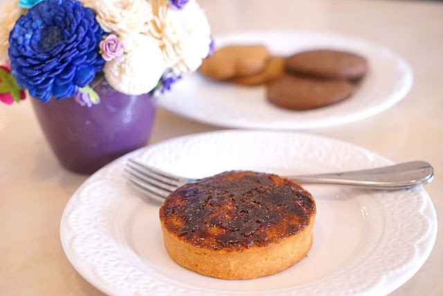 DSC02025 - 熱血採訪│隱藏在台中七期的藍帶甜點,金心盈福Cuore D'oro法義甜點
