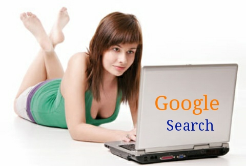Girls With Google Search Engine
