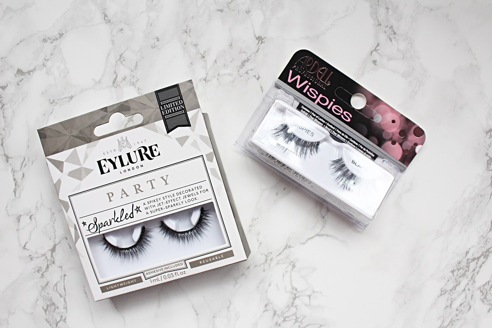 All Your Lash Needs at FalseEyelashes.co.uk