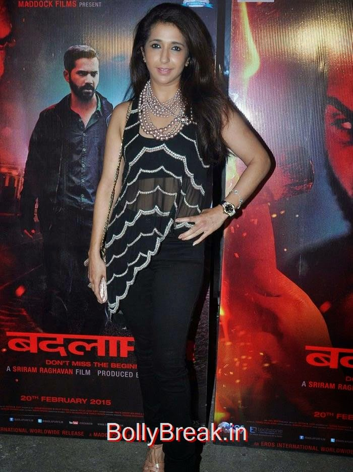 Krishika Lulla, Radhika Apte Hot Images At 'Badlapur' Special Screening