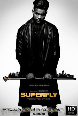 SuperFly [1080p] [Latino-Ingles] [MEGA]
