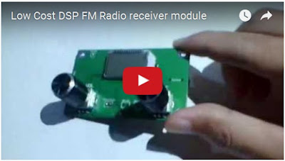 Review Banggood DSP Digital FM Stereo Radio Module