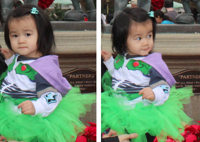 No Sew Tutu Princess Buzz Lightyear Costume