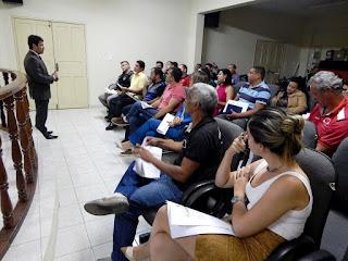 """""""Prevenir é Proteger"""": Projeto é apresentado na Promotoria de Barra de Santa Rosa"""