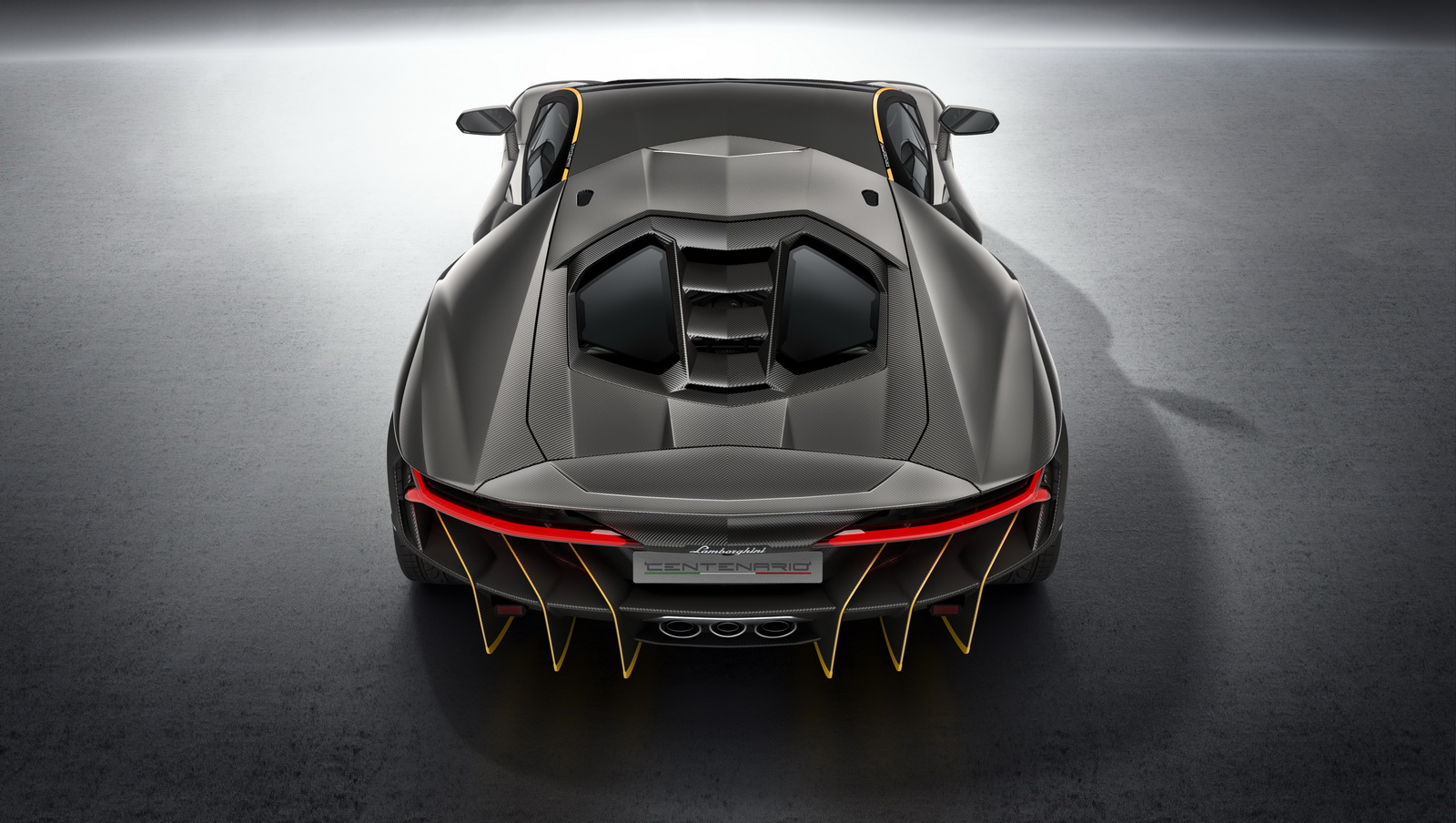 Siêu xe Lamborghini Centenario 2017