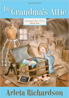 In Grandma's  Attic: Book Review l LadyD Books