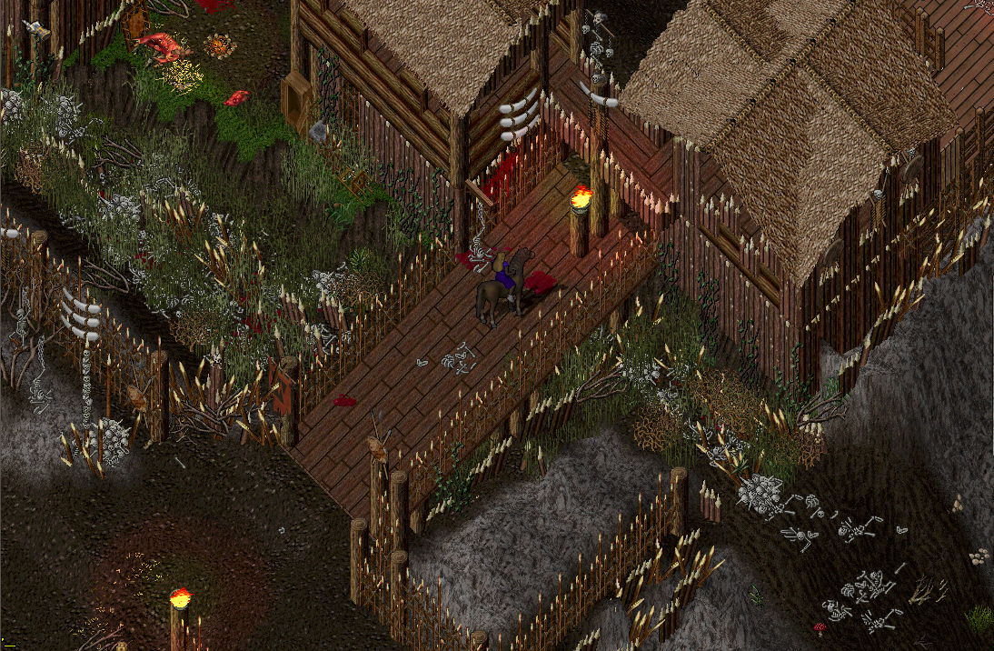 Ultima Online - Thoughts, Theories and Memories