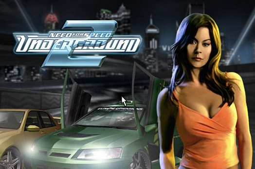 Need for Speed Underground Cheats PS2 Unlock Everything